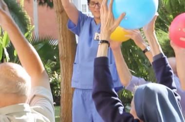 Beneficis de l'activitat física per a la gent gran
