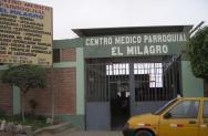 Centro Médico Parroquial El Milagro, Perú