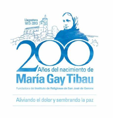 Bicentenari de Maria Gay Tibau. Residència Nazaret