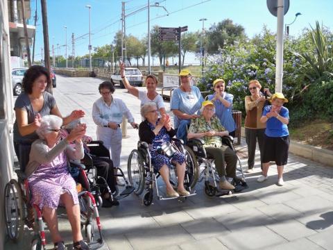 Salida Día Internacional de la Gente Mayor Residencia Nazaret