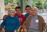 Activitats intergeneracionals a la Residència Nazaret