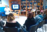 """Nuevos voluntarios en el proyecto """"Apadrinar un abuelo"""". Residencia Nazaret"""