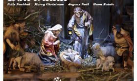 Felicitació de Nadal de l'Institut de Religioses Sant Josep de Girona